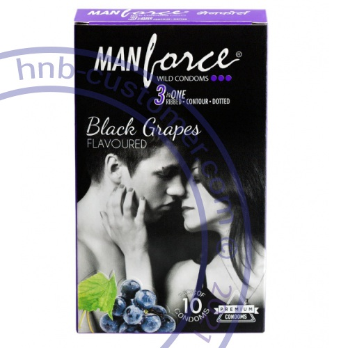 Black Grapes Condoms photo