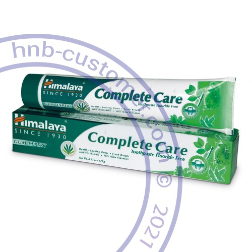 Complete Care Toothpaste photo