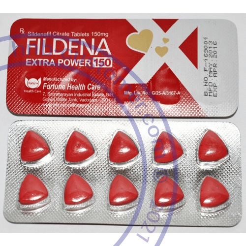 Fildena Extra Power photo