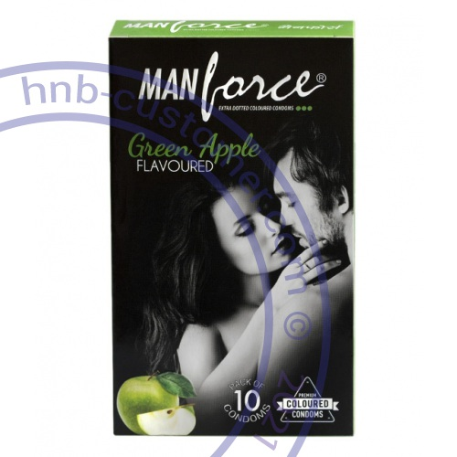 Green Apple Condoms photo