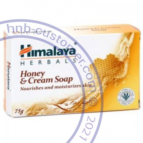 Honey And Cream Soap photo
